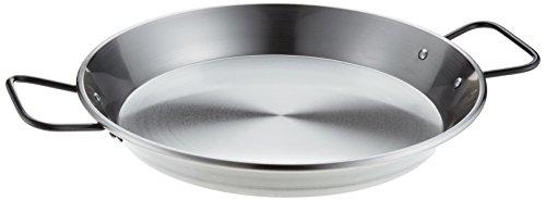 Paellera - Paellapfanne für ca. 4 Port. - 30 cm - für alle Herde geeignet