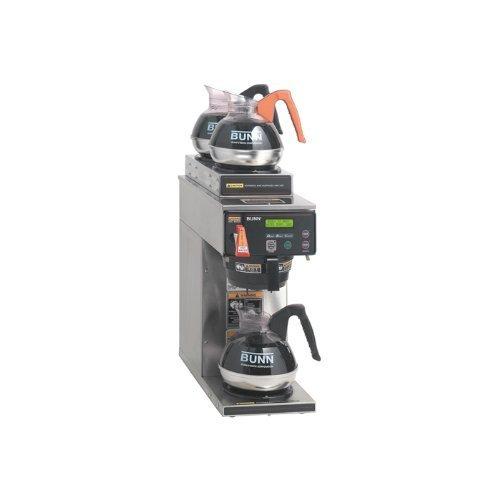 Portland Mall Bunn 38700.0023 12 Cup Dual-Voltage Phoenix Mall 120V Coffee Brewer Standard