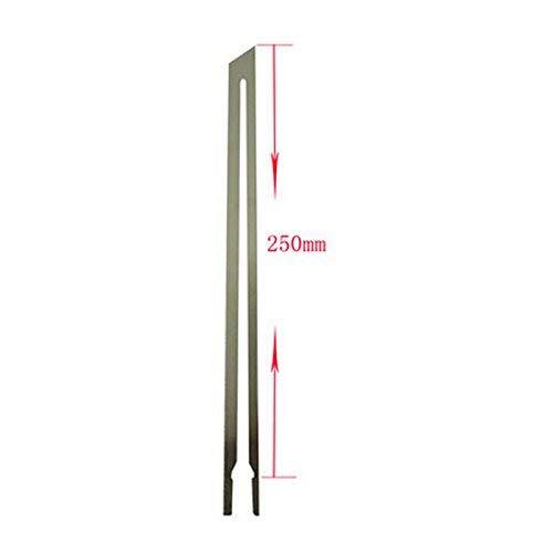 Cuchilla rigida 25 Cm para cuchillo termico de foam