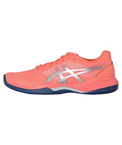 Asics Womens Gel-Game 7 Clay/Oc Tennisschuhe, Rosa, 37.5 EU