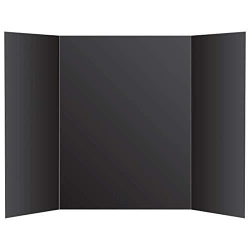 Office Depot Premium Foam Display Board, 36in. x 48in, Black, 26979