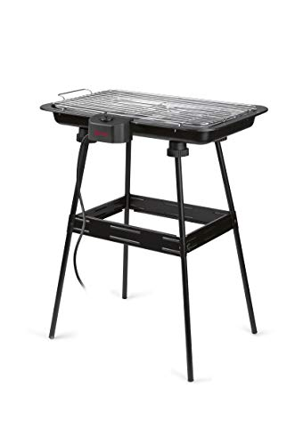 Girmi BQ21 Barbecue 2200 W Other Noir