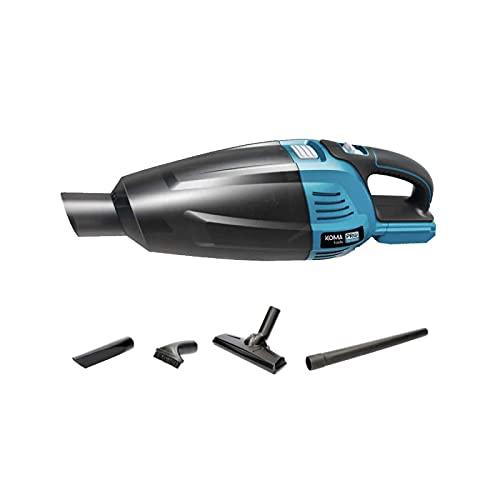 EDM KOMA Tools 08756 Aspiradora sin Batería y Cargador, 20 V