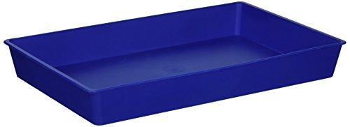 Faibo 755027 - Bandeja multiuso, color azul