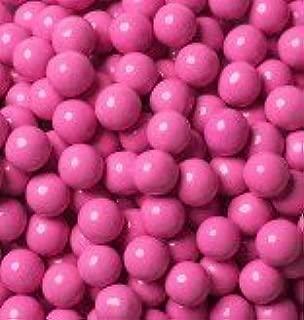Sweetworks Hot Pink Sixlets 1 lb Bag