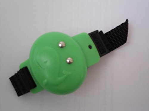 Moby-Kid Sensorarmband in grün, CODE 02