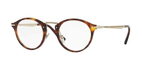 Persol Herren 0PO3167V Brillengestell, Havana, 47