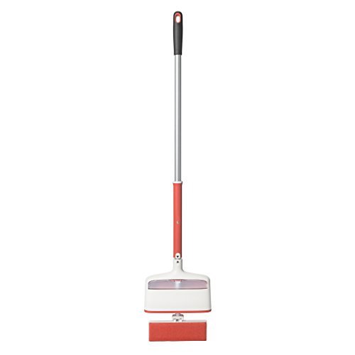 OXO 12193100 Good Grips Furlifter Self-Cleaning Carpet Rake and Pet Hair Remover