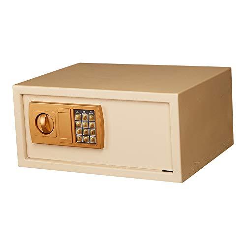 Cajas de Caudales Prevención de Incendios Caja Segura Digital Caja Fuerte de Acero de Acero Caja de Almacenamiento de Caja Fuerte para el hogar para Home Business Office Hotel