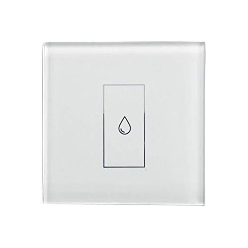 Monland Caldera Wifi Interruptor Inteligente Calentador de Agua Tuya Smart Life App Control Remoto Control de Voz para Home Alexa Enchufe de la UE