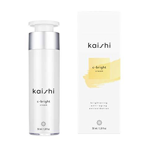 Kaishi - c-bright Creme - Spezialcreme, verjüngend, antioxidative Wirkung, Vitamin C - 50ml