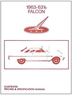 MACs Auto Parts 41-32893 Falcon Illustrated Facts And Features Manual - 32 Pages