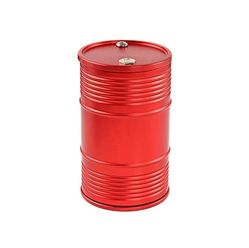 YZJC Cenicero Coche, Cenicero de Coche, cenicero de Cigarrillo de Coche portátil, Cigarrillo de vehículos cenicero cenicero, para hogar, Oficina (Color : Red)
