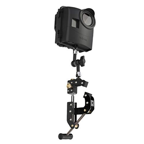Brinno BCC2000 Baustellen ZeitrafferKamera 1080P HDR mit Gehäuse und Klemme