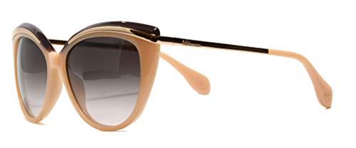 Blumarine - Gafas de sol - para mujer beige marrone e oro