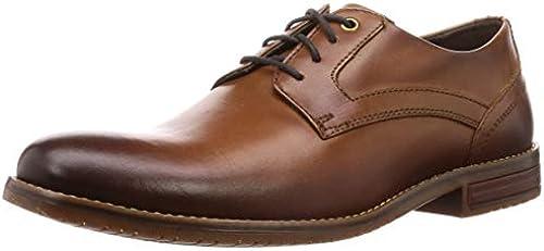 HUWSO  Rockport Herren Style Purpose 3 Plain Toe Derbys