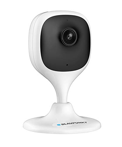 Blaupunkt 5000073 Indoor Full-HD-Überwachungskamera, 3 W, 5 V, Weiß, Vio-HS20