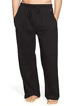 Polo Ralph Lauren Men s Relaxed Fit 100% Cotton Lounge Pant L163 S Polo Black