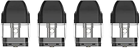 Uwell 4PCS Original Caliburn Pod Cartridge 2ML 1.4ohm Atomizador para Caliburn Pod Vape Vaporizador Electrónico de Cigarrillos