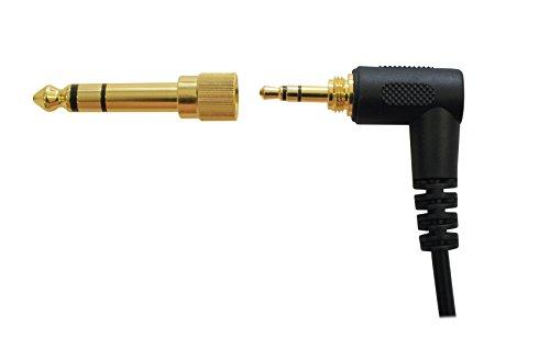 Metronic 480143 Casque filaire Noir, Léger et Ajustable, Stéréo, Cordon de 6m, Prise Jack 3,5mm +...