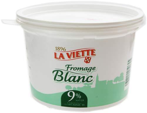 フレッシュ チーズ フロマージュ ブラン 500g フランス産 毎週火・木曜日発送(冷蔵)