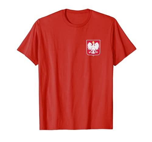 Polen Tshirt Trikot Polska Kinder Damen Herren 2021 T-Shirt