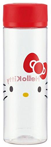 Simple design blow bottle [Hello Kitty Face]