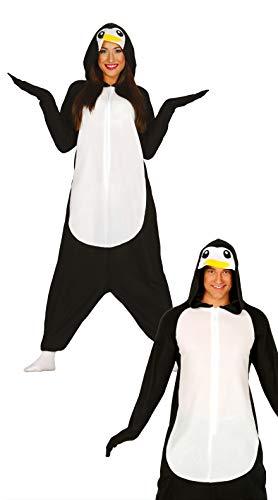 Penguin traje un tamaño adulto