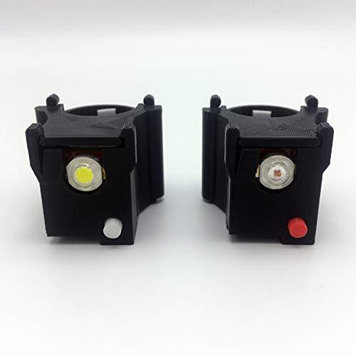 DroMight Anti Collision Strobe Light Set for Matrice 200 Series Landing Gear