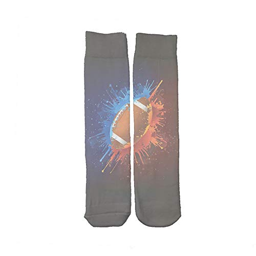 Babu Building Pure Cotton Use For Socks Guy Durable Have America Football 1 Choose Design 1-1