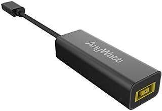 【国内正規代理店品】C-Force Anywatt ACアダプタ切替器 USB Type C PD 3.0 対応 Nintendo Switch対応 メーカー保証 (角型)