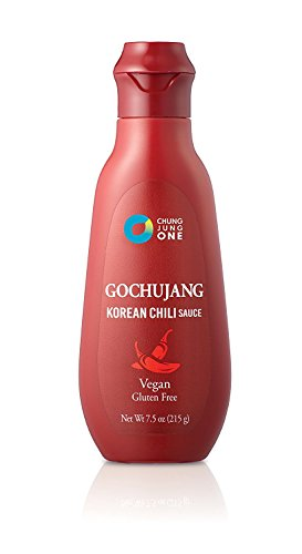 Gochujang Korean Chili Sauce 7.5Oz.(Pack of 2) by Chung Jung One