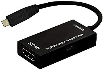 Fastsun MHL Micro USB to HDMI 1080P MHL HDTV Cable Micro USB 2 0 to HDMI Adapter for Android product image