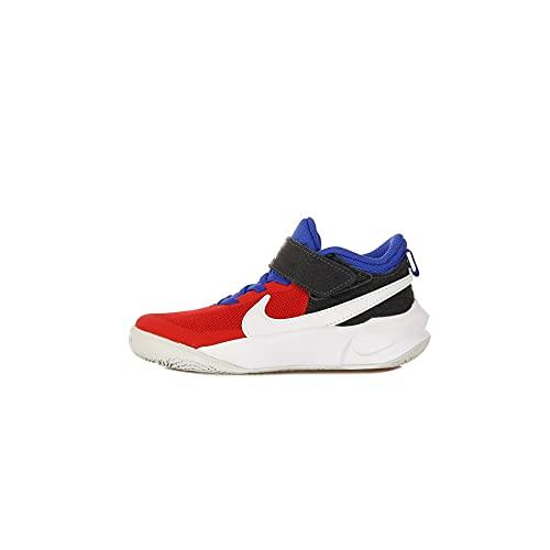 Nike Zapatillas Niño Off Noir/White-University Red CW6736 005 Size: 29.5 EU
