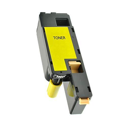 Logic-Seek Toner kompatibel für Dell C1760 NW 1250 C 1350 1355 CNW 1765 NFW - 59311143 - Yellow 1400 Seiten