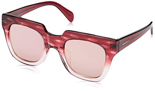 HAWKERS Row Gafas de Sol, Rose Gold, Talla única Unisex Adulto