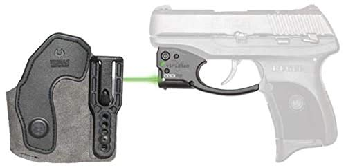 Viridian Reactor 5 Gen 2 Green Laser Sight with Instant-ON Holster (Ruger LC9/LC380)