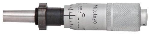 Mitutoyo 149-832 cabeza micrómetro con punta de carburo,