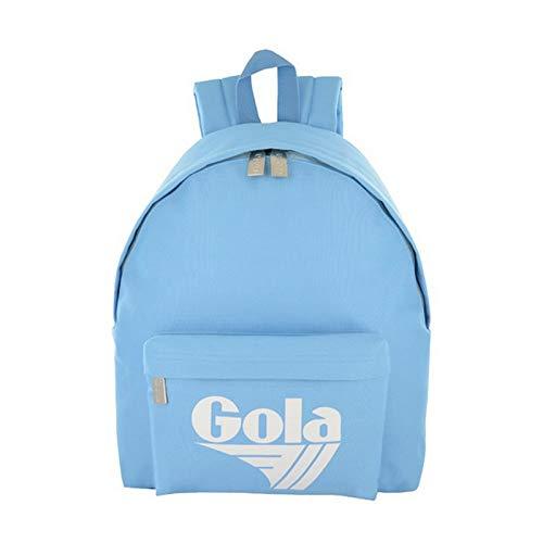 Zaino GOLA Scuola 33x42 CUB140 Harlow Baby Blue