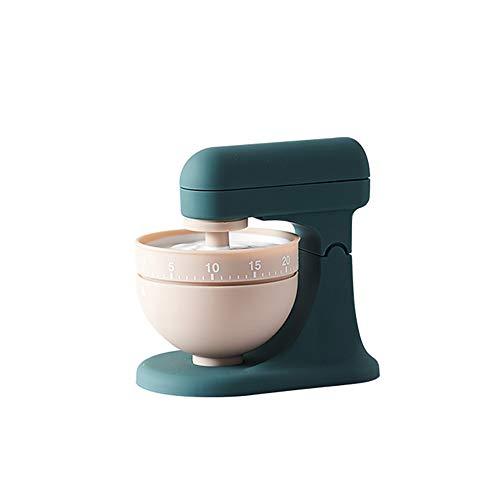 SLHP Kurzzeitwecker Cupcake Zeitmesser Küche Kurzzeitmesser Backuhr Eieruhr Retro 60 Minuten (Farbe D)