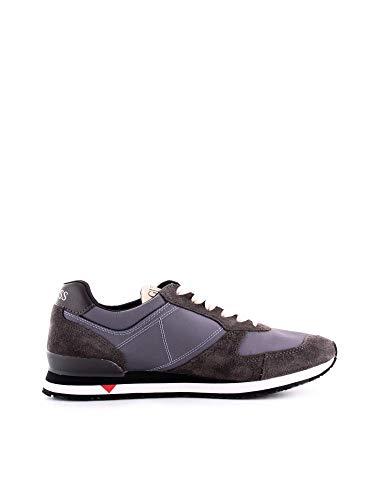 [ゲス] メンズ Fm7chtsue12grey マルチカラー 革 運動靴