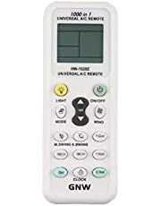 Universal Air Conditioner A/C Remote Control LCD Remote Controller Point to Point Tech Back Light Function