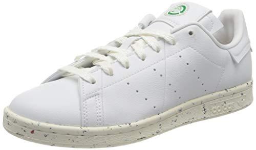 adidas Stan Smith, Zapatillas Deportivas Hombre, FTWR White Off White Green, 44 2/3 EU