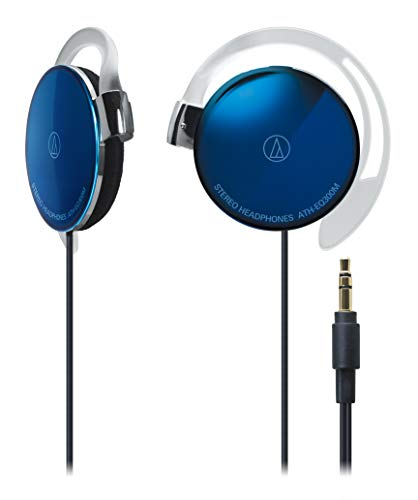 Audio Technica ATH-EQ300M PL Purple | Ear-Fit Headphones (Japan Import)
