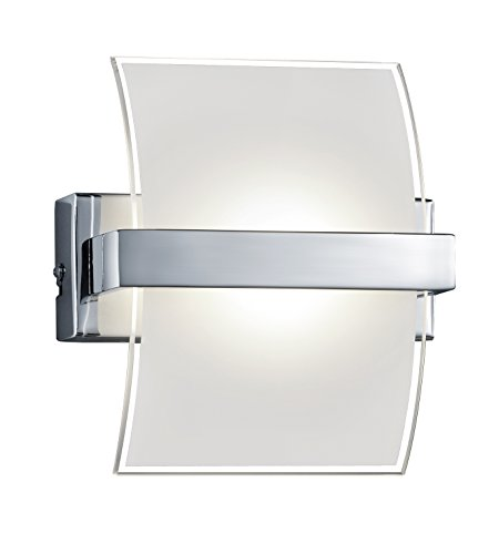 Trio 227410106 Lampada da Parete a LED, cob led, metallo