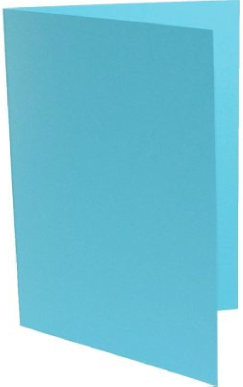 K&L K&L K&L 90 Hochzeitskarten DIN A6 wasserblau B003KVVW4E | Sofortige Lieferung  | Modern Und Elegant In Der Mode  cd1c9a