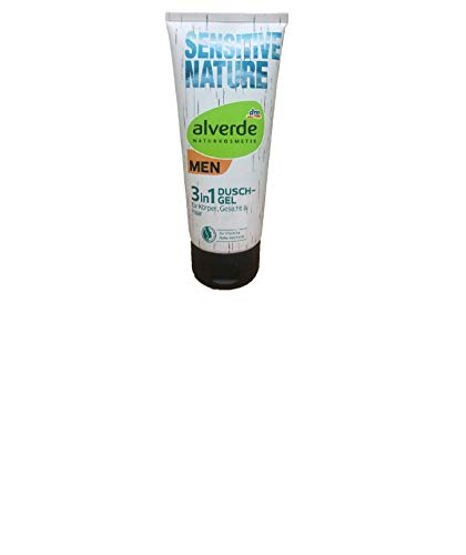 Alverde Sensitive Nature 3 in 1 Duschgel 200ml