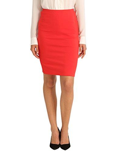Berydale Falda mujer, Rojo (Rot), 36 (Talla del fabricante: Small)