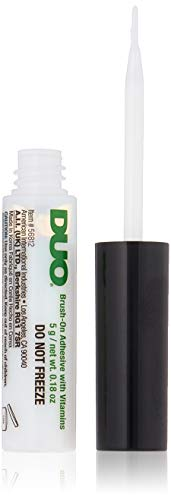 Duo Gel pour adhésif blanc/transparent W/Vitamines A-C-E 0.18oz