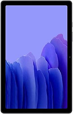 2021 Samsung Galaxy Tab A7 10.4'' (2000x1200) TFT Display Wi-Fi Tablet Bundle, Qualcomm Snapdragon 662, 3GB RAM, 64GB Storage, Bluetooth, Dolby Atmos Audio, Android 10 OS + Oydisen 64GB SD Card